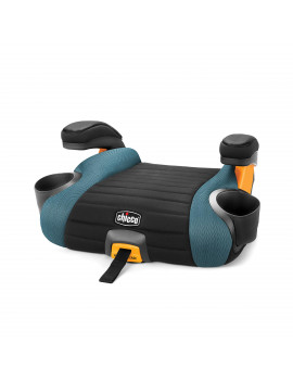 Chicco GoFit Plus Backless Booster Car Seat, Stream