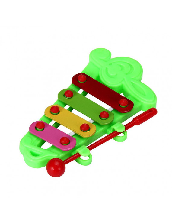 Nomeni Baby Kid 4-Note Xylophone Musical Toys Wisdom Development GN