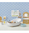 Calico Critters Country Bathroom Set, Furniture Accessories