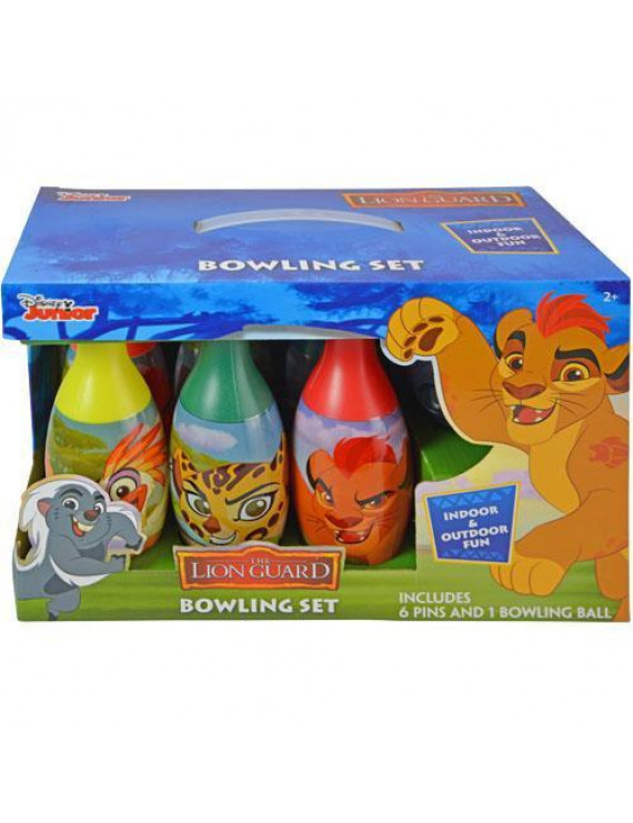 New Lion Guard Bowling Set in Display Box
