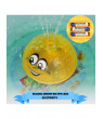 Baby Spray Water Bath Toy Automatic Induction Sprinkler Water Pump Sprayer Drifting Rotate