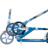 Razor A5 Lux Kick Scooter W/ Extra Large Wheels- Blue