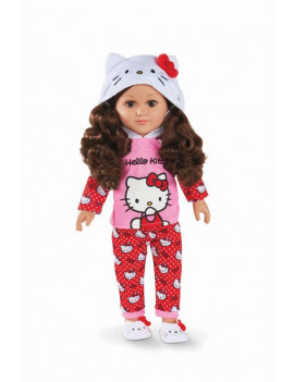 "My Life As 18"" Poseable Hello Kitty Doll, Brown Hair"