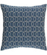 Solid Bold II 22 x 22 x 0.25 Pillow Cover