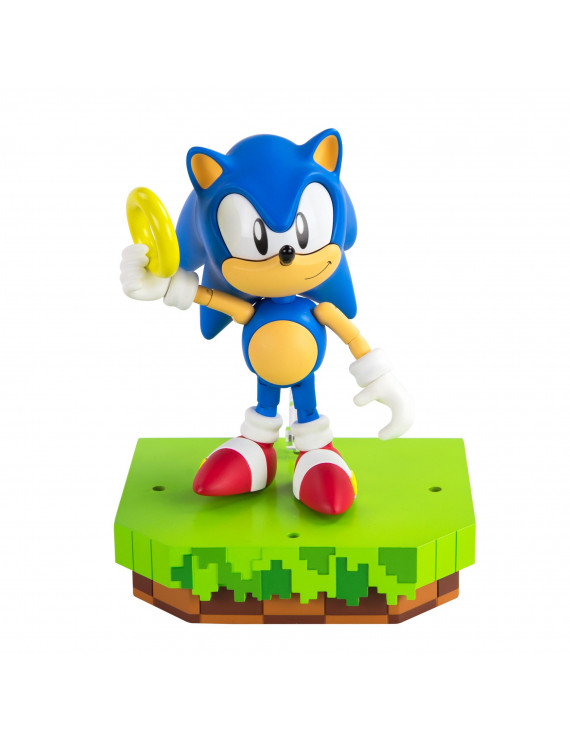 Sonic the Hedgehog, Collector Series Classic 1991 Ultimate Sonic Collectible Figure