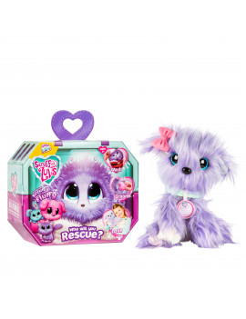 Little Live Pets Scruff-a-Luvs™ Plush Mystery Rescue Pet, Lilac