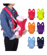 Mgaxyff 1Pc Newborn Infant Baby Sling Wrap Carrier Backpack Breathable Front Back Carrying Wrap Sling Seat New,Newborn Baby Sling Carrier