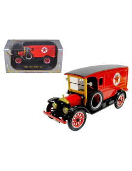 "1920 White Delivery Van Red ""Texaco"" 1/32 Diecast Model Car by Signature Models"