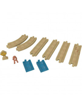 Thomas & Friends Wooden Railway - Straights and Curve Track Pack