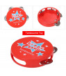 Musical Tambourine Beat Instrument Educational Handbell Clap Drum Toys for Baby Kids Gift