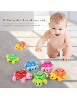1pcs Wind Up Turtles Toys Gift for Baby Bathing Shower
