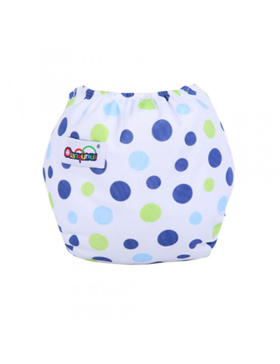 Baby Diapers Reusable Nappies Cloth Diaper Washable Infants Children Baby Cotton Training Pants Panties Nappy Changing