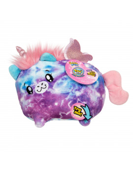 """Pikmi Pops Jelly Dreams, Twinkle Fairies Series, 11"""" LED Light up Glowing Plush Toy, Style May Vary"""