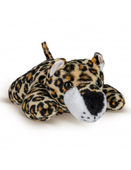 "Wildlife Tree 12 Pk Leopard 4"" Small Stuffed Animals Bulk Safari Party Favors"