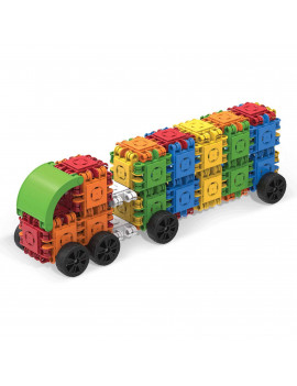 Clicformers Basic Building Multicolor Set 110 Pieces