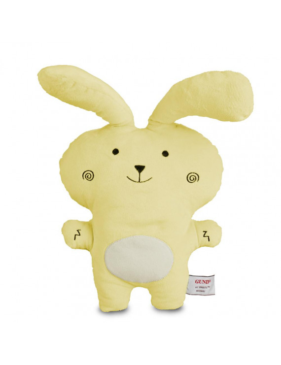 Gund Lil' Sprouts Bunnies Plush 10 inch Yellow