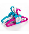 Primo Passi Infant & Toddler Clothing Hangers (Set of 6) - Blue