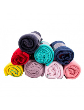 24 Pack - Wholesale Closeout Premium Fleece Throw Blankets
