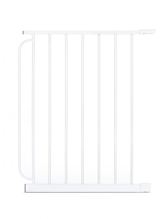 "Regalo Extra Wide 24"" Gate Extension, Platinum"