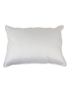 (Mid Loft) Toddler Pillow for Hot or Sweaty Sleepers by Sweaty Tots - 13 x 18, White, 300TC Cotton Sateen, Features Outlast(R) Temperature Regulating Technology to Reduce Overheating