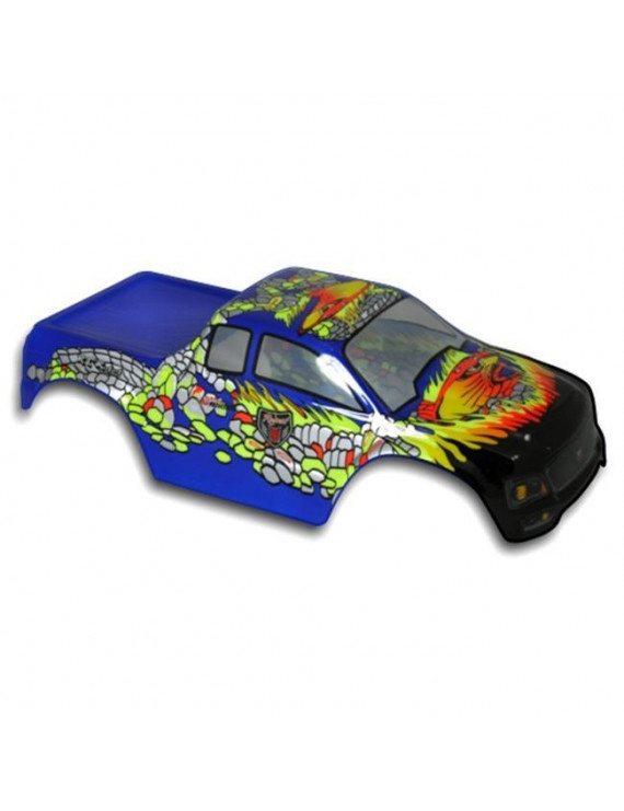 Redcat Racing 88016BG .10 Truck Body Blue and Green