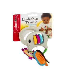 Infantino Linkable Trunk & Tag Toys, 1.0 CT