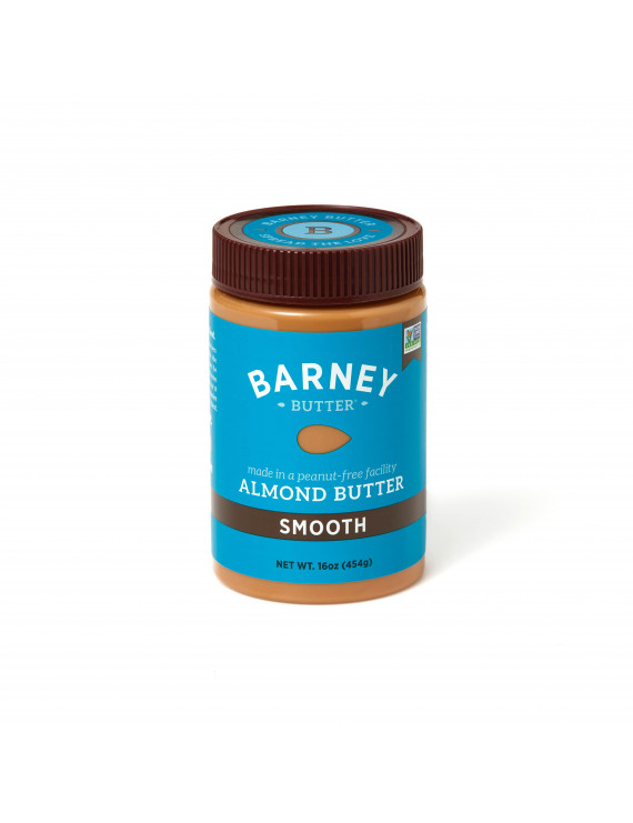 Barney Butter Smooth Almond Butter, 16 oz
