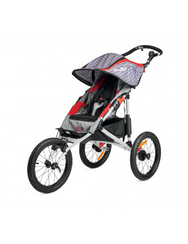 Allen Sports Premier Aluminum 1-Child Jogger, J1