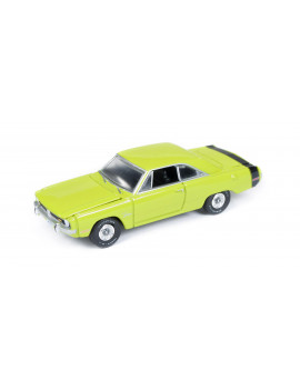 Auto World 1:64 Diecast Dart Yellow Road Runner