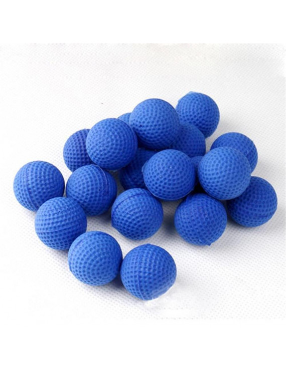 20Pcs Bullet Balls Rounds Compatible For Nerf Rival Apollo Child Toy BU