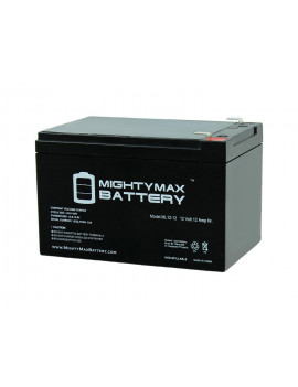 12V 12AH F2 Kid Trax Rechargeable Replacement Battery