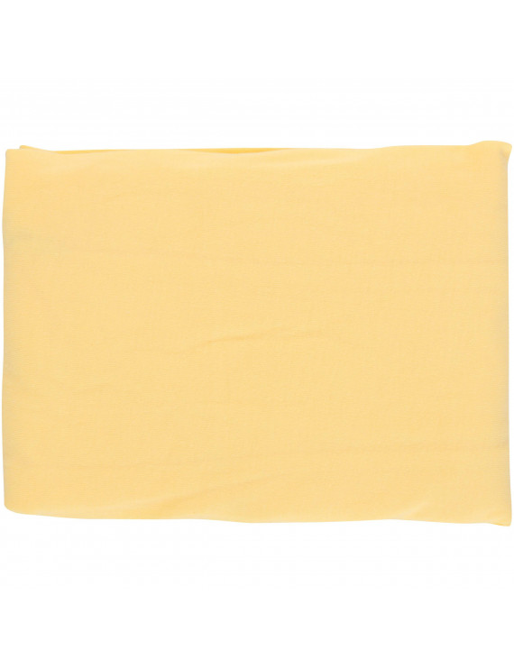 TL Care Supreme 100% Natural Cotton Jersey Knit Fitted Cradle Sheet, Maize, Soft Breathable, for Boys and Girls