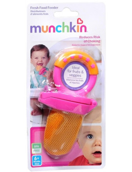 3 Pack - Munchkin Healthflow Fresh Food Feeder 1 Each