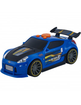 Adventure Force Gliders Motorized Vehicle, Nissan 370Z, Blue