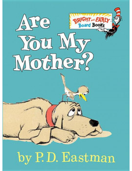 Are You My Mother (Board Book)