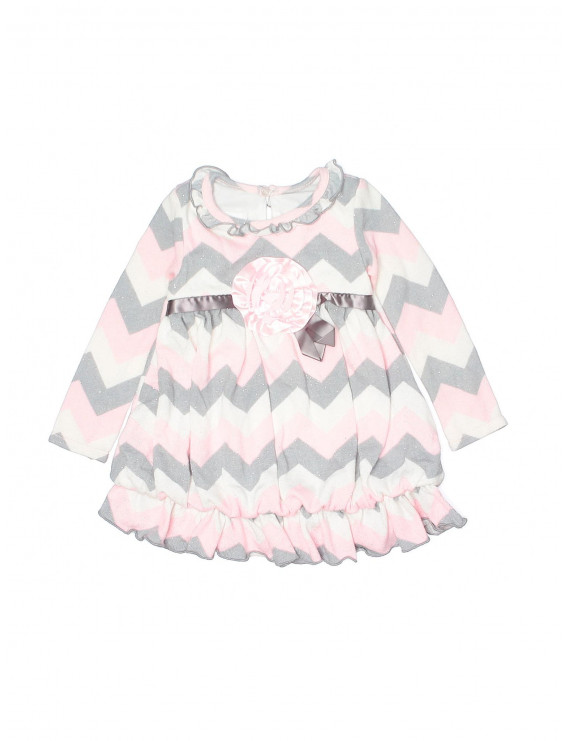 Pre-Owned Bonnie Baby Girl's Size 24 Mo Dress