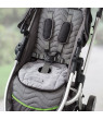 Carseat & Stroller Washable Supportive & Protective Pad for Baby's Comfort