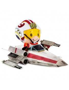 itty bittys? Star Wars? Luke Skywalker? X-Wing Pilot? 40th Anniversary Stuffed Animal Special Edition