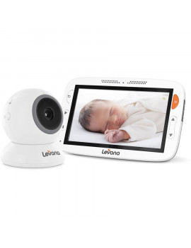 "Levana Alexa 5"", Video Baby Monitor"