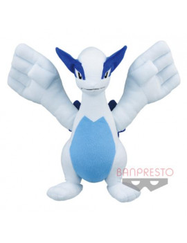 "Banpresto Pokemon Focus Prize Legendary Lugia 16"" Large Plush"