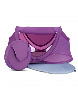 Joovy® Gloo Pop Up Travel Bed, Large in Sunset Purple