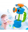 〖Follure〗Child Baby Kids Bath Shower Swimming Pool Water Toys Duck Design Water Pump Toy