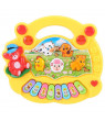 Mgaxyff Baby Musical Educational Piano Toy Animal Farm Developmental Music Toys Kids Children Gifts, Baby Music Toy, Animal Sound Music Toy