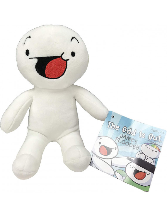 Odd 1s Out James Ploosh Plush