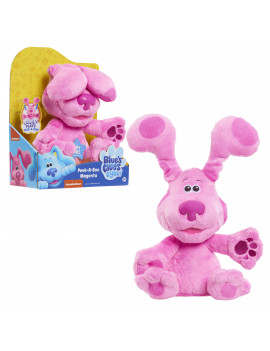 Blue's Clues & You! Peek-A-Boo Magenta (10-inch feature plush)