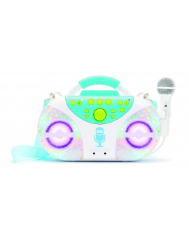 Singing Machine Kids Superstar Singalong with a strap for carrying SMK198