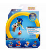 Sonic The Hedgehog - Sonic with Soccer Ball - 4 Inch Action Figure