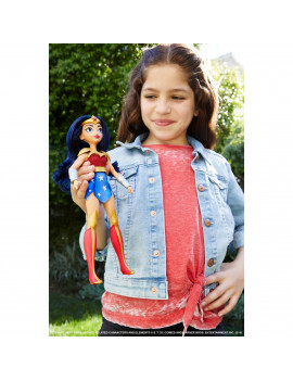 DC Super Hero Girls Wonder Woman Doll with Accessories