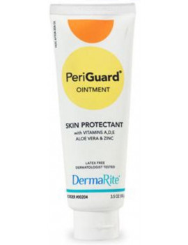 2 Pack - Peri-Guard  Antimicrobial Ointment and Skin Protectant 3.5 oz