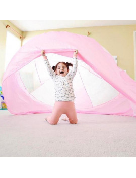 The Original AirFort - Pretty In Pink Play Tent